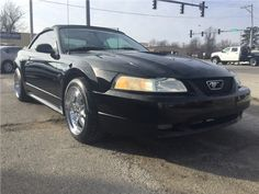 2000 Ford Mustang for sale in Springdale, AR