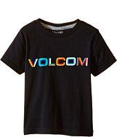 Volcom Kids  Bevel Stone Short Sleeve Tee (Toddler/Little Kids)