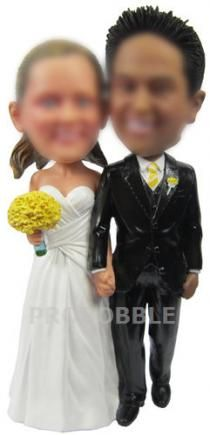 Custom cake toppers bride holding flowers Custom Cake Toppers, Custom Cakes, Eye Color, Hair Color, Bride And Groom Pictures, Holding Flowers, Classic Cake, Photo Online, My Photos