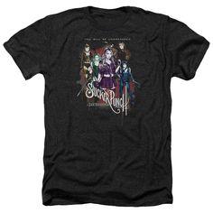 Sucker Punch/Unprepared Adult Heather T-Shirt in