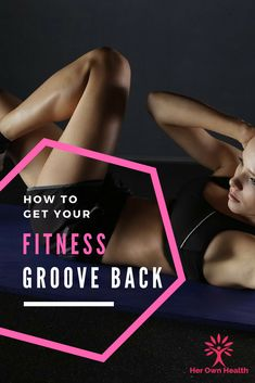 Did you lose your fitness groove? Get your fitness groove back with these simple daily workouts.  via @herownhealth