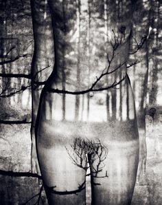 vivipiuomeno:  Spigana (born 1990) - Lettonian photographer