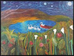 Enchanted Evening  Cindy S. Greene Artist  cindygreeneinc.com