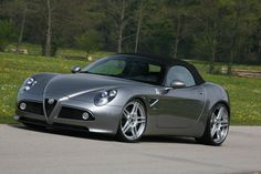 nice 2011 Alfa Romeo 8C Spider tuned by Novitec – Photos (6)