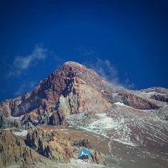 ACONCÁGUA NEWS: A Equipe do Gente de Montanha chegou ao Cume do Gigante das Américas - o Aconcágua!! Parabéns a todos! em breve novas informações e imagens. Esse é o QUINTO CUME em 2016 do @GentedeMontanha!! Agradecemos a torcida de todos. Foto de @gtarso_ - Imagem da primeira vista do cume principal do Aconcagua - registrado em fevereiro de 2015.  #AltaMontanha #GentedeMontanha #ProntoParaAventura #Alpinism #montanhismo #montaña #mountain #Argentina #ExpedicaoAndes #Andes #nopainnogain…