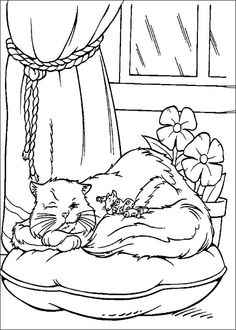 Stuart Little Standing On Top Shoes coloring picture for
