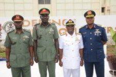 New CDS Sets Strategic Direction for Counter-Terrorism Operation | Newsbeat Portal