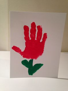 Hand made thank you cards from my 2 year old