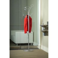 Brahms 72 In. Coat Rack With Umbrella Stand