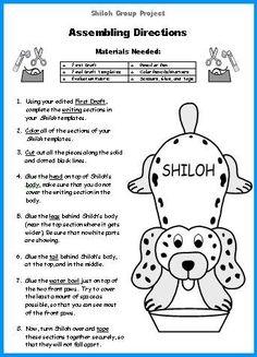 saving shiloh book report Is the book shiloh available  are glutton for pleasure, ashes, season of the harvest, saving saffron  of the book shiloh shiloh book report.