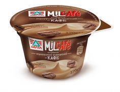 Νέο ΔΕΛΤΑ Milcafe, μοναδικό στραγγιστό γιαούρτι με καφέ!
