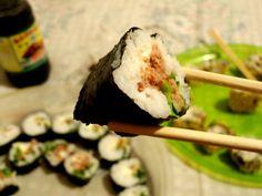 Japanese Food! Prazer em dobro...Prazer em fazer e Prazer em comer <yummy> ;-)