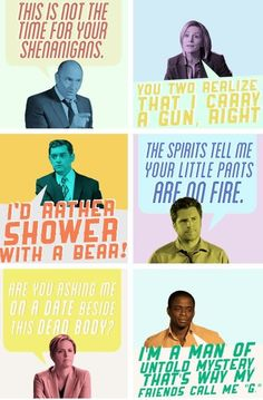 15 Reasons Why Psych Is The Best TV-Show Ever!