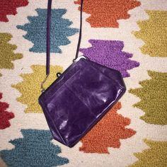 Purple hobo crossbody Purple hobo crossbody HOBO Bags Crossbody Bags