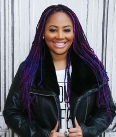 Lalah Hathaway opens up about stereotypes, her hair journey and why her record label didn't want her to loc her hair.