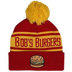 Bob's Burgers Red & Yellow Striped Knit Beanie Hat Bob's ... https://www.amazon.com/dp/B018RA7IG8/ref=cm_sw_r_pi_dp_x_Ql-3xbTQP2CRE