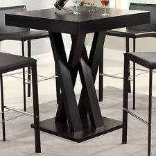 Modern High Kitchen Table Best Tall Kitchen Table