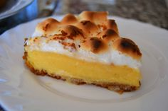 Orange pie http://platoprohibido.blogspot.com.es/