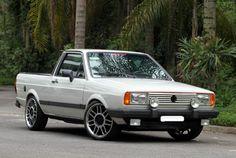 Engenheiro 'cria' VW Saveiro GT 1985 - Antigos - Jornal do Carro - Estadão