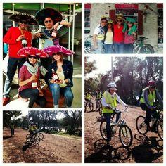#Festeja tu #cumpleaños con nosotros #teotihuacán en #Bicicleta #ExperienciasQueTrascienden #Mexico #CDMX