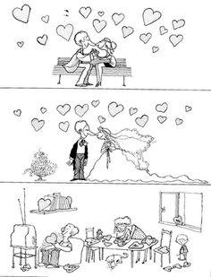 Quino - el amor
