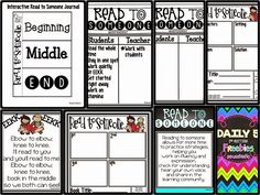 FREEBIE! 60 pages to help you to implement Daily 5! .... Follow for more FREE 'too-neat-not-to-keep' literacy tools other fun teaching stuff :)