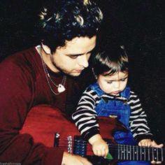 Billie e seu filho Joseph