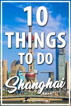 Shanghai is the second largest city in China except for Hong Kong, this place having … Continue Best Iconic Visit Attractions in Shanghai China In China, China Travel, Japan Travel, Travel Advice, Travel Guides, Travel Tips, Shanghai, Places To Travel, Travel Destinations