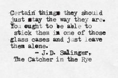 Catcher In The Rye Quotes Enchanting Catcher In The Rye  Words Of Wisdom  Pinterest  Catcher Infp And