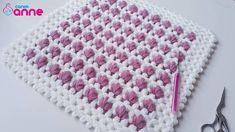 The new best: Vierkante koevoetvezelconstructie – Bag Ideas Baby Knitting Patterns, Easy Crochet Patterns, Hand Knitting, Teapot Cover, Pom Pom Baby, Knitted Baby Clothes, Yarn Shop, Handmade Bags, Vintage Patterns