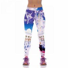 5e187433a92a75 Love Myun Women Yoga Pants Sport Fitness Tights Slim Leggings Running  Sportswear Quick Drying Sport leggings for Mallas mujer