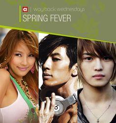 WBW: Spring Fever