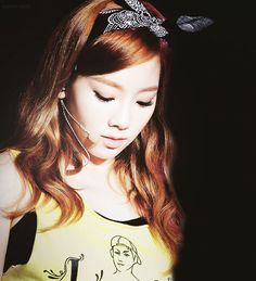 Taeyeon ♥ Taeyeon Tumblr, Love You So Much, Snsd, Girls Generation, Tiffany, Love You Very Much