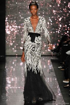 Naeem Khan - wow. 2015