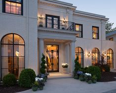 Symphony Design Home - traditional - Exterior - Atlanta - Renaissance Development Corporation