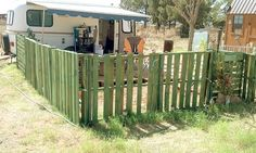 5 Intuitive Clever Tips: Simple Backyard Fence fence design awesome.Cheap Fence Garden chain link fence what to do. Brick Fence, Pallet Fence, Metal Fence, Concrete Fence, Fence Landscaping, Backyard Fences, Garden Fencing, Backyard Ideas, Easy Fence