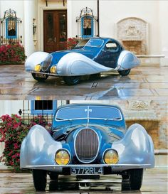 The fabulous Talbot-Lago of the Maharani of Kapurthala. Talbot-Lago was a company formed by the collapse of Sunbeam-Talbot-Darracq in 1935. Ordered by the Maharajah of Kapurthala, the car was used by the Maharani, an English woman (Stella Mudge) an exotic dancer at the Folies Bergeres in Paris. Fourteen Talbot-Lago T150C SS Series were created by Figoni between 1937 and 1939. Many still exist today. A true testament to the beauty and craftsmanship of these vehicles.