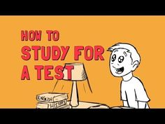 How to Study for a Test - YouTube