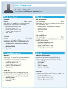 This Image Presents The Software Engineer Resume Template Do You