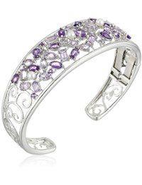 Amazon.com: Fine Cuffs & Bangles: Clothing, Shoes & Jewelry