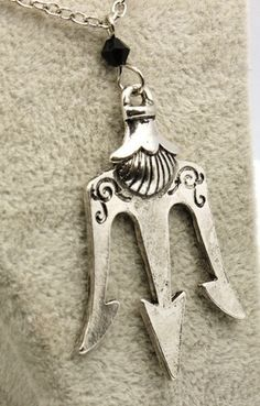 Percy Jackson Trident necklace, in live with this necklace