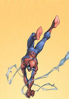 Spider-Man by Mark Brooks