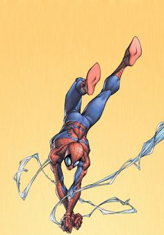 Spider-Man by Mark Brooks