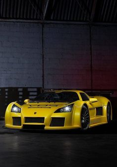 Gumpert Apollo S