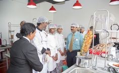 Chennais Amirta is the only institution to have multi talented Chefs to train the students to various international cuisines at fully equipped culinary lab
