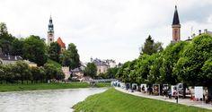 Conhecendo Salzburg em um dia