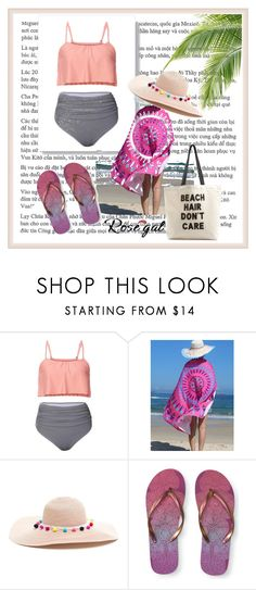 """""""Bez naslova #342"""" by mina-hasic ❤ liked on Polyvore featuring WithChic, Aéropostale and Fallon & Royce"""