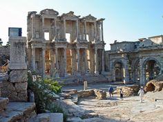 Bibliotheek Efeze - Turkije