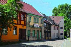 BERLIN - Altstadt Spandau -  historischer Stadtkern IM KOLK in Nähe der Zitadelle