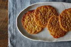 A delicate, lemony cookie to have in your repertoire.